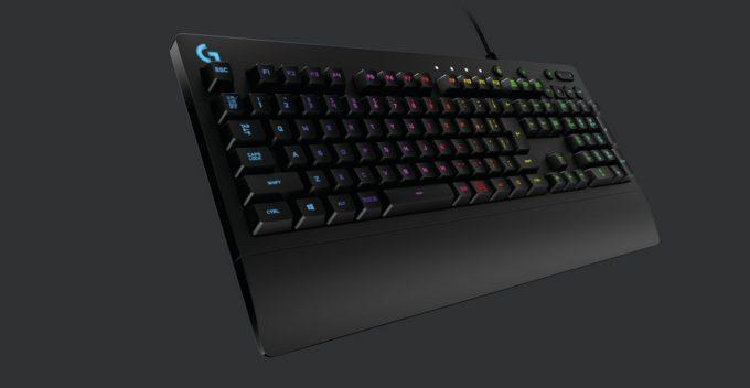 ロジクール ゲーミングキーボード G213